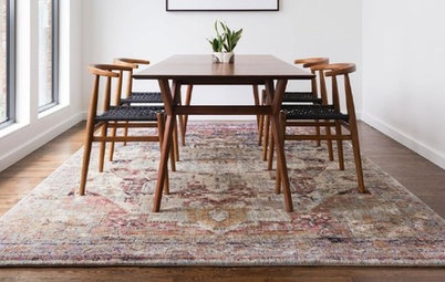 Shop Houzz: Up to 75% Off Elegant Easy-Care Rugs
