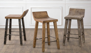 Up to 55% Off Rustic and Reclaimed Furnishings