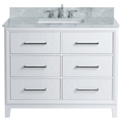Modern Bathroom Vanities And Sink Consoles by Ancerre Designs