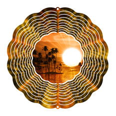 """Tropical 6"""" Wind Spinner"""