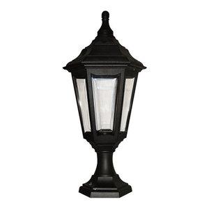 Traditional Outdoor Pedestal/Porch Lantern