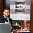 Profilbild von Moreno Licht mit Effekt