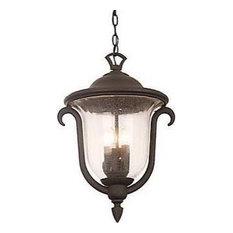 Santa Barbara Outdoor 3 Light Medium Hanging Lantern