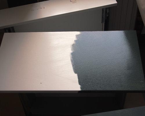 DIY: Küchenfronten lackieren | {Küchenfronten lackieren 8}