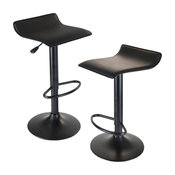 Adjustable Airlift Stool - Set of 2