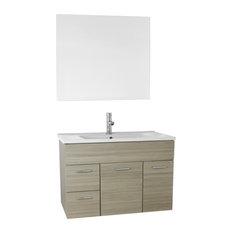 33-inch Bathroom Vanity Set Larch Canapa