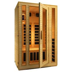 Contemporary Saunas by VirVentures