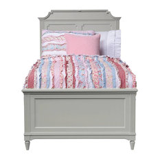 Clementine Court-Panel Bed, Twin