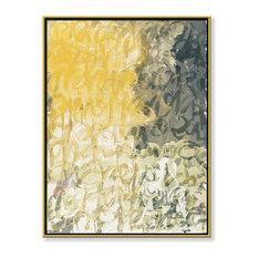 "Cadence, 48""x36"", Hand Embellished Giclee"