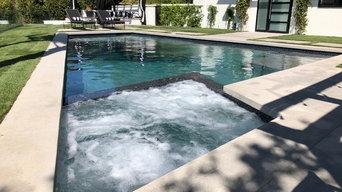 Malibu Pool & Backyard Renovation