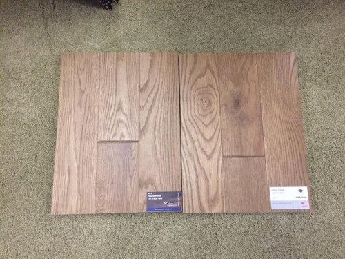 Shaw Solid Hardwood Floor