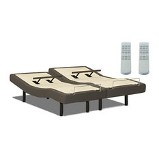 Best Adjustable Bed Base, King Split with Wi-Fi Wireless Remote, Massage and USB