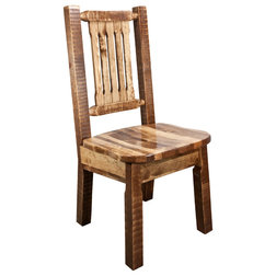 Farmhouse Dining Chairs by Montana Woodworks