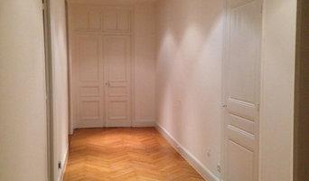 Rénovation d'un Cabinet d'Avocat sur Nice.