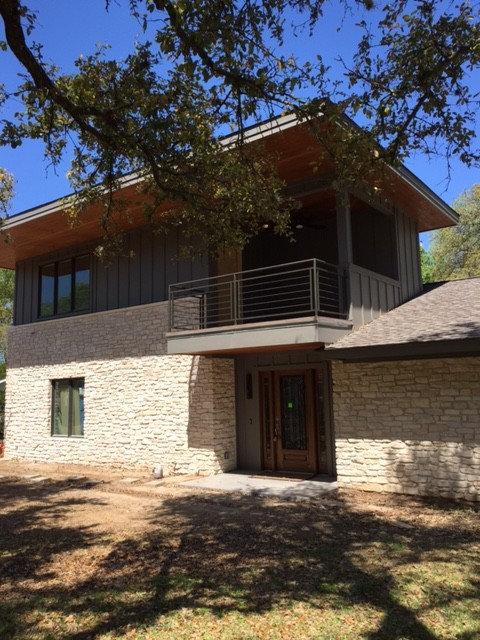 Austin Remodel - Emerald Hill