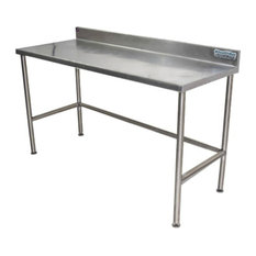 """Stainless Steel Work Table, 48"""""""