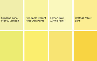 Yellow Paint Amusing Color Guide How To Work With Bright Yellow Design Ideas
