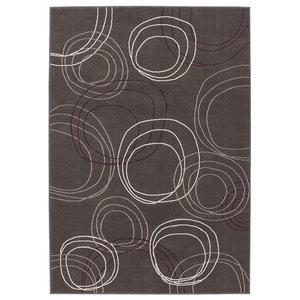 USA Seattle Rug, Grey, 80x150 cm