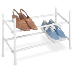 Contemporary Shoe Storage by JENSEN-BYRD CO INC
