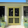 Texas Sculptor's Graceful Designs Bring Beauty to the Doorstep