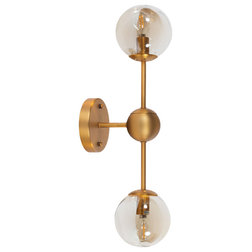 Contemporary Wall Sconces by Gild