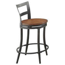 Industrial Bar Stools And Counter Stools by Lexicon Home
