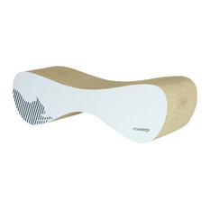 MyKotty Cat Scratcher Vigo, White, 71x25x21 cm