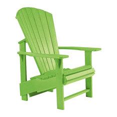 Generations Upright Adirondack Chair, Kiwi Lime