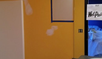 Michigan 'Blue & Yellow' Bedroom and Bathroom Before & Afters