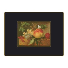 Lady Clare Continental Placemats, 17th Century Still Life, Set of 4