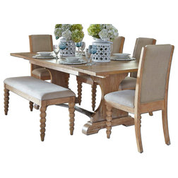 Farmhouse Dining Sets by Quality Furniture Discounts