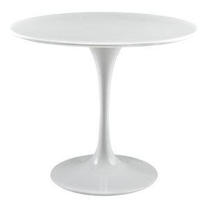 36 in. Wood Top Dining Table
