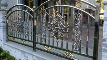 stainless steel gate #1