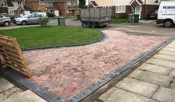New block paving