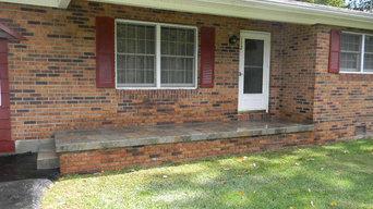 Tile Porch