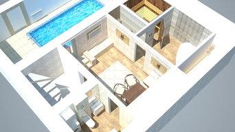 Дизайн SPA проект