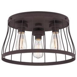 Industrial Flush-mount Ceiling Lighting by We Got Lites