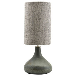 Green Diya Table Lamp