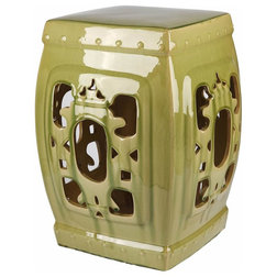 Contemporary Accent And Garden Stools by Abbyson Living