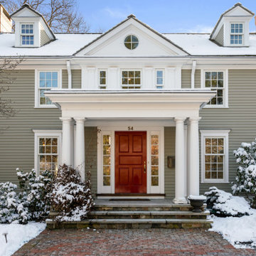 Colonial Revival, Winchester