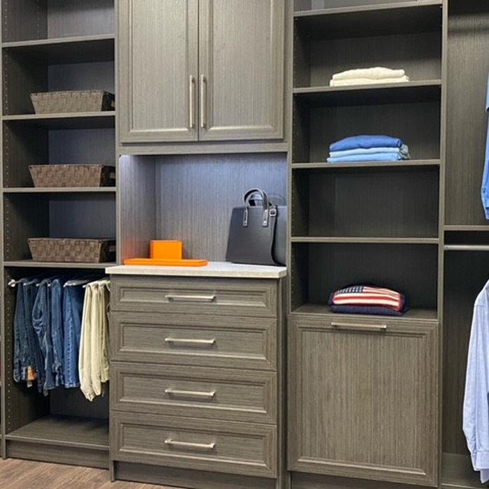 Men's Custom Closet Fletcher, NC