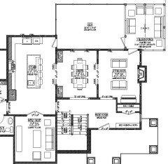 Closed Floor Plan Anyone Else Doing It
