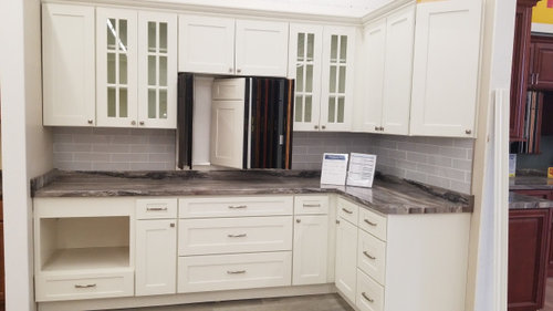 Please Help Me Find Crown Molding For My New Shaker Kitchen Cabinets