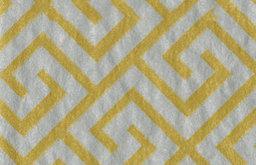 Silver/Gold Greek Key Moderne Paper Guest Towels