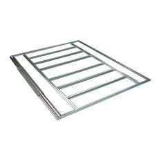 Shed Floor Frame Kit for 8 x 8 ft., 10 x 6 ft.