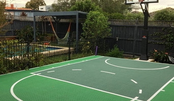 Basketball court design