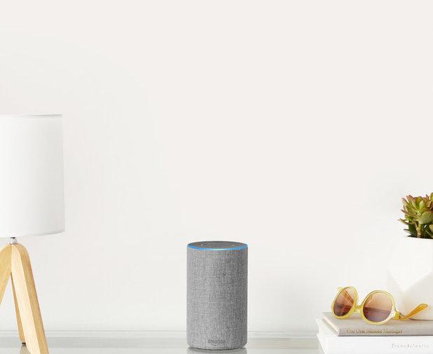 Amazon Echo (2nd Generation) - Light Gray