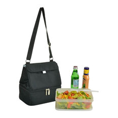 Lunch Cooler in Black