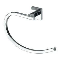 Musa Modern Towel Ring