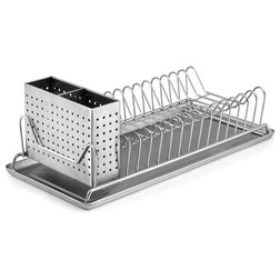 Contemporary Dish Racks by Polder